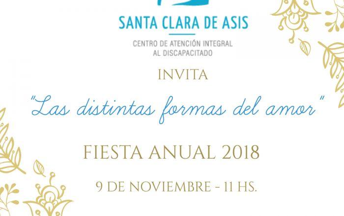 Fiesta Anual 2018